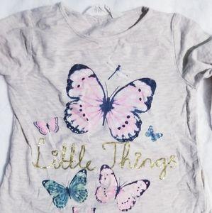 H&M Shirts & Tops - 💚H&M Girls long sleeve tee